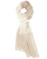 Charlotte Russe Striped Wrap Scarf