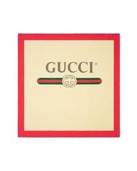 Gucci Future Lo Twill Scarf