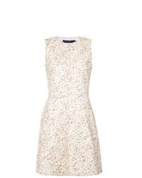 Andrea Marques Printed A Line Dress Unavailable