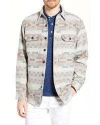 Pendleton Ed Wool Shirt Jacket