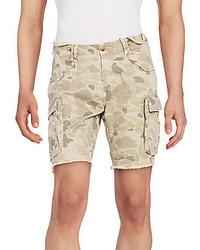 Gant camo print cargo shorts medium 608470