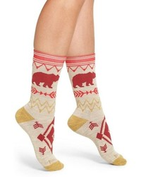 Pendleton Bear Path Merino Wool Blend Socks