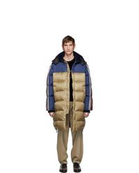 Gucci Multicol Gg Nylon Coat