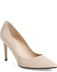 Harlee weatherproof pointy toe pump medium 951089