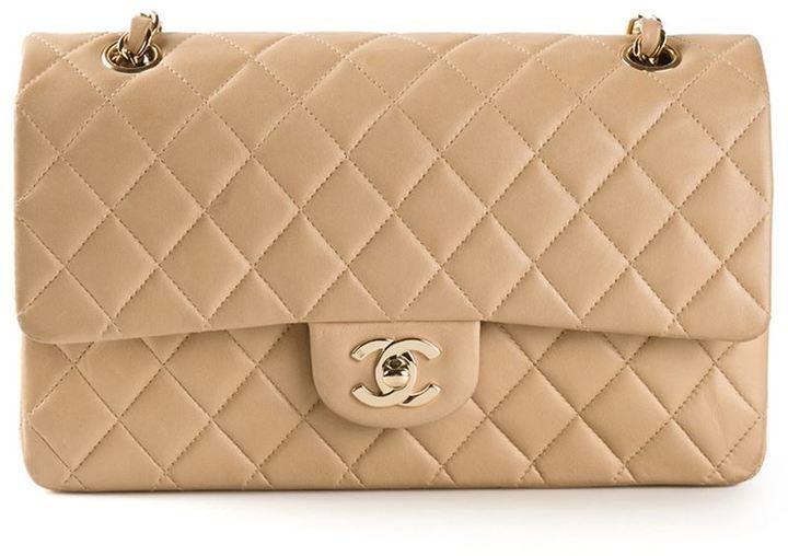 Chanel Vintage Medium Double Flap Bag