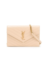 Saint Laurent Envelope Shoulder Bag