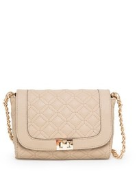 Mango Quilted Cross Body Bag