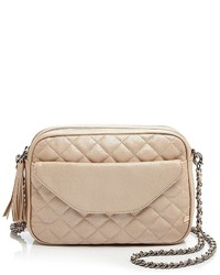 Sarah Jessica Parker Sjp By King Quilted Crossbody