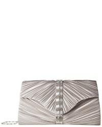 Florence satin with pleats and stones handbags medium 3666787