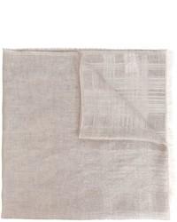 Checked scarf medium 386908