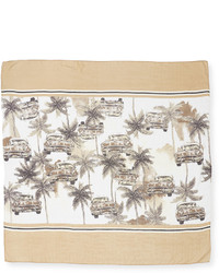Vince Camuto Cuban Car Square Scarf