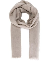 Frayed scarf medium 386969