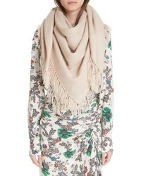 Isabel Marant Zila Cashmere Wool Scarf