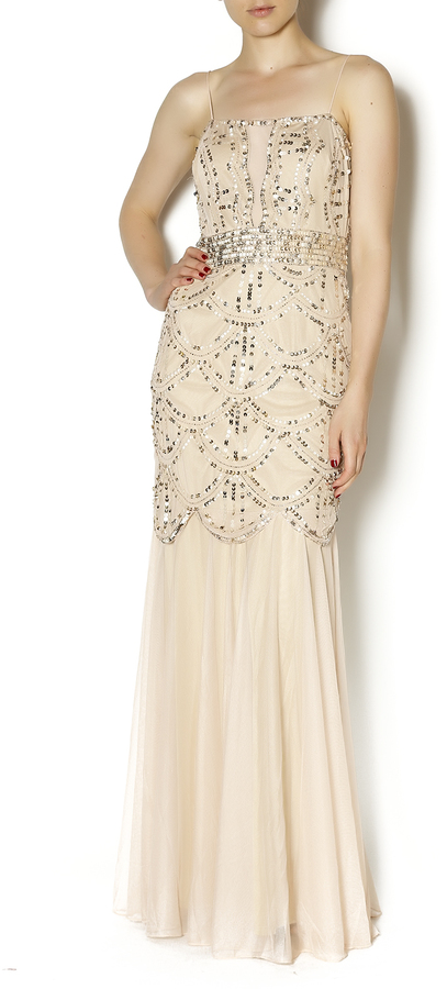 Keep It Simply Stylish Beaded And Sequined Gown | Where to buy & how ...