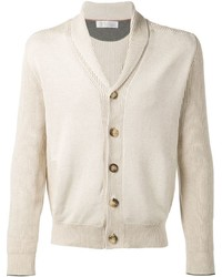 Brunello Cucinelli Shawl Neck Cardigan