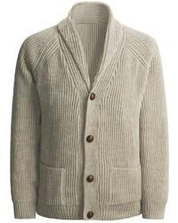 Jg Glover Co Peregrine By Jg Glover Sweater Merino Wool Shawl Neck