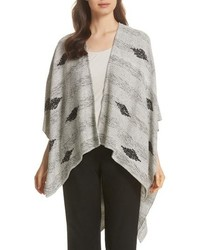 Eileen Fisher Organic Cotton Serape Wrap