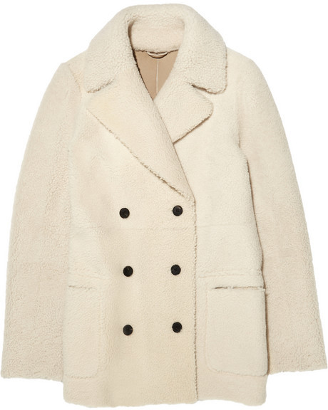 Joseph Cadet Reversible Shearling Coat | Where to buy & how to wear