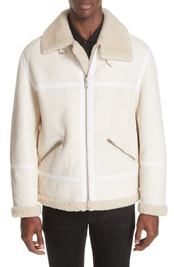 Givenchy Genuine Shearling Jacket