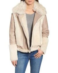 HiSO Soul Genuine Toscana Shearling Jacket