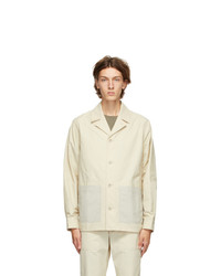 Norse Projects Beige Mads 6040 Jacket