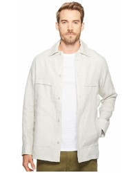 Exley Nb Linen Overshirt