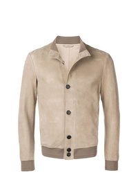Giorgio Armani Fitted Button Up Jacket