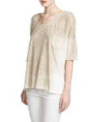 Ombra Mango Outlet Ombr T Shirt