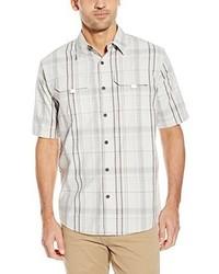 Wrangler authentics short sleeve canvas shirt medium 581888