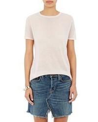 6397 Short Sleeve Sweater Pink