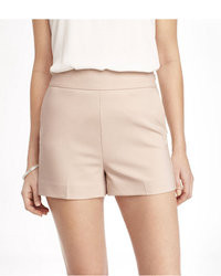 Express 2 12 Inch High Rise Side Zip Shorts