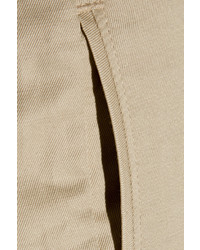 Rag & Bone Ashbury Cotton And Linen Blend Shorts
