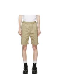 Nanamica Beige Easy Chino Shorts