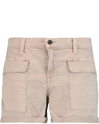 J Brand Cotton Blend Shorts