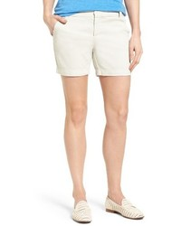 Caslon Cotton Twill Shorts