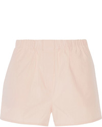 Tomas Maier Cotton Voile Shorts