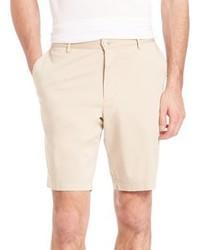 Hugo Boss Crigan Stretch Cotton Chino Shorts