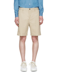 Ditions mr beige chino shorts medium 603981