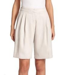 Max Mara Galena Bermuda Shorts