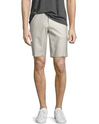 Theory Jake W Reverse Sateen Tailored Shorts