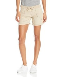 UNIONBAY Juniors Christy Knit Waist Short