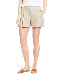 MICHAEL Michael Kors Michl Michl Kors Pleated Wide Leg Shorts