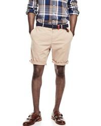 Mango Outlet Washed Cotton Bermuda Shorts
