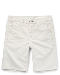 rag & bone Standard Issue Cotton Twill Shorts