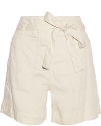 Etoile Isabel Marant Toile Isabel Marant Celia Linen Blend Shorts