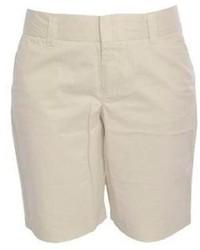 Tommy Hilfiger Walking Shorts Shore Khaki Size 4 New