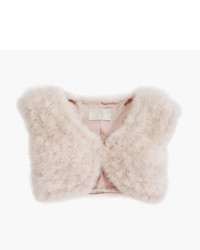 J.Crew Feather Fte Shrug