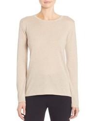 Max Mara Adone Silk Cashmere Pullover