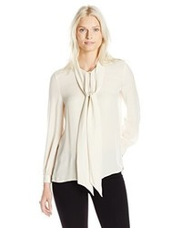 Rebecca Minkoff Cadet Long Sleeve Blow Blouse