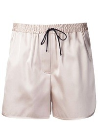 Adam by adam lippes adam lippes shiny shorts medium 40357
